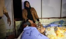 أضخم امرأة في العالم تغادر الهند للعلاج في أبو ظبي