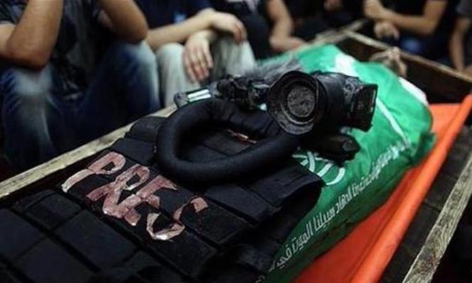 مقتل 17 صحافيا فلسطينيا في سورية منذ 2011