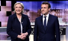 التوتر والحدة يخيمان على انتهاء الحملة الانتخابية بفرنسا