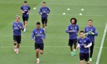 غياب فاران وعودة بيبي وكوينتراو لتدريبات ريال مدريد