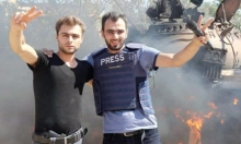 مقتل 4 صحافيين سوريين وإصابة 13 في نيسان الماضي