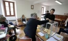 65.3% من الناخبين الفرنسيين أدلوا بأصواتهم