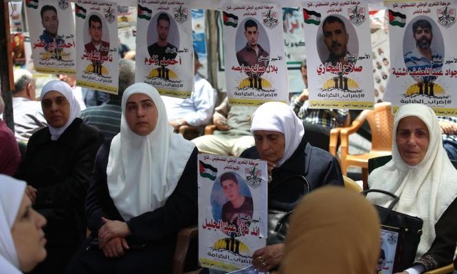 اليوم 21 لإضراب الكرامة: إسرائيل تحاول نزع شرعية الإضراب