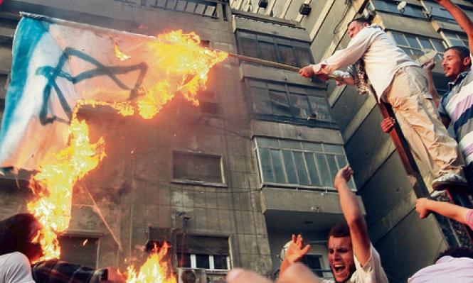 سفارة إسرائيل بالقاهرة مغلقة ولا توقعات بإعادة فتحها