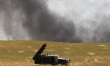 """""""داعش"""" يستخدم الحرائق والانتحاريين لوقف القوات العراقية"""