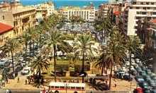 """""""هنا بيروت""""... على خط تماس طائفي"""