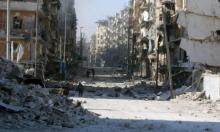 لو تحولت لندن إلى حلب... هكذا كانت رؤية فنان ألماني للحرب في سورية