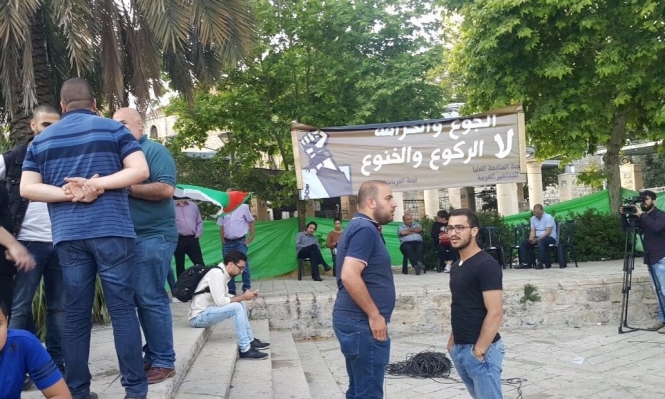 المتابعة تدعو للإضراب عن الطعام الخميس تضامنا مع الأسرى
