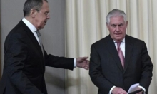 لافروف يناقش خطة موسكو بشأن سورية مع ترامب وريكسون