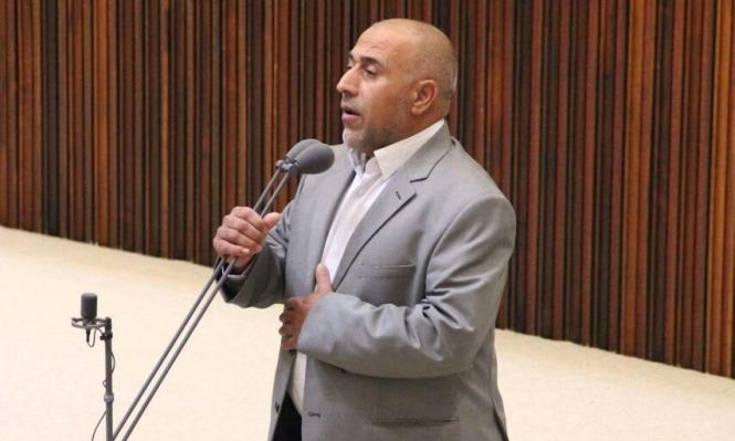 أبو عرار يقدم اقتراح قانون لمنع بيع المقابر الإسلامية