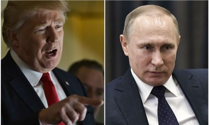 """ترامب يلتقي بوتين على هامش """"قمة العشرين"""" في ألمانيا"""