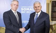 وزير الدفاع الأميركي لتركيا: ملتزمون بأمنكم