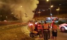 مصرع رجل من الطيرة بحادث طرق بالضفة الغربية المحتلة