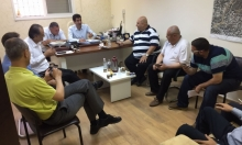 باقة الغربية: البلدية تناقش انسحاب 5 أعضاء من الائتلاف