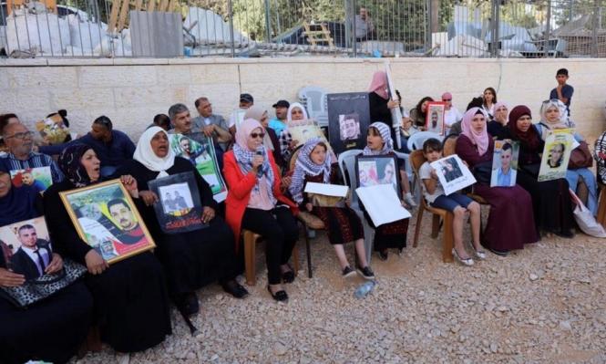 نشاطات تضامنية في اليوم الـ26 لإضراب الأسرى