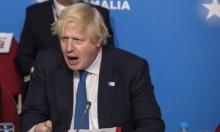 جونسون يحذر من التدخل الروسي في انتخابات بريطانيا