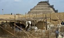 اكتشاف 17 مومياء في سراديب وسط مصر