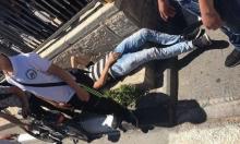 القدس: شرطة الاحتلال تدهس طفلا فلسطينيا