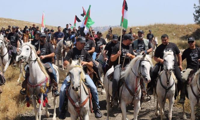 خيول العودة: 150 فارسا يعودون إلى البويشات والكفرين