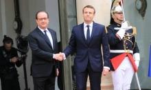 ماكرون يتسلم رسميا مهامه رئيسا لفرنسا