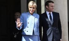 لنيل ثقة الناخبين: ماكرون يرتدي بذلة متواضعة وزوجته تستعير ملابسها