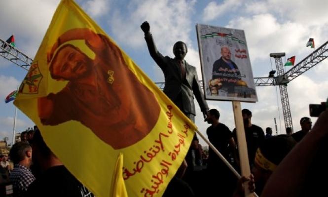 البرغوثي: سنلجأ للتصعيد في حال لم تستجب إسرائيل لمطالبنا