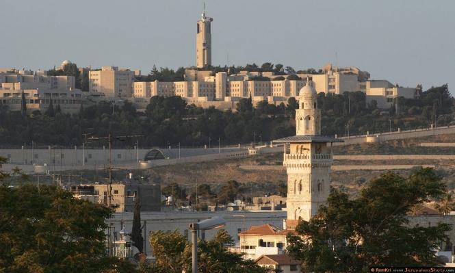 اليمين طلب والجامعة العبرية ألغت ندوة حول الأسرى الفلسطينيين