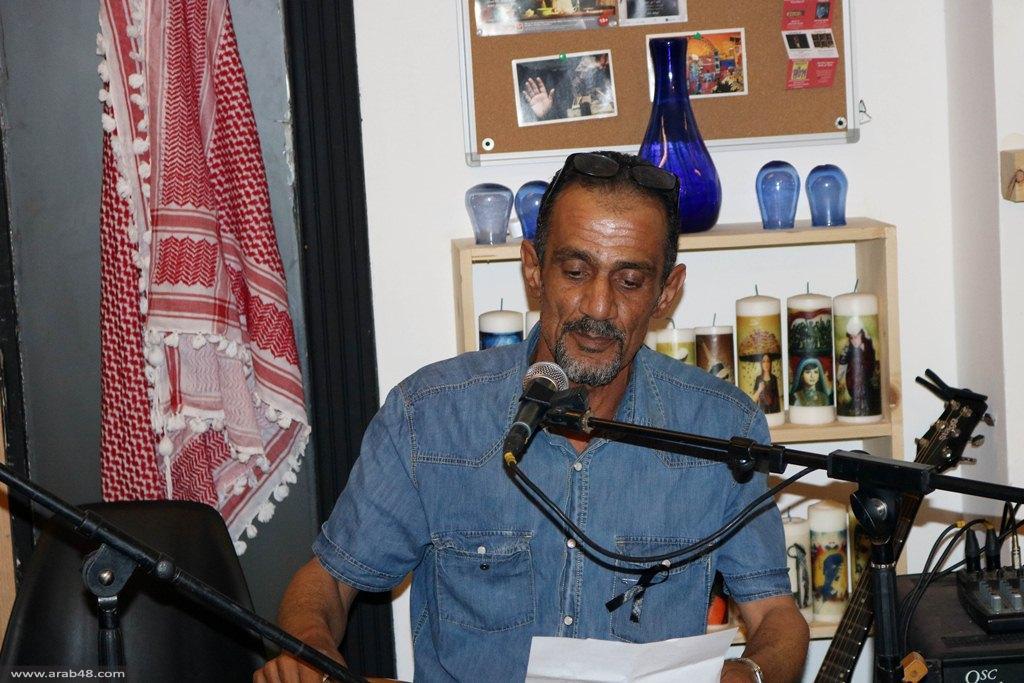"""إحياء ذكرى النكبة في ملتقى """"محمود درويش"""" بصيدا"""