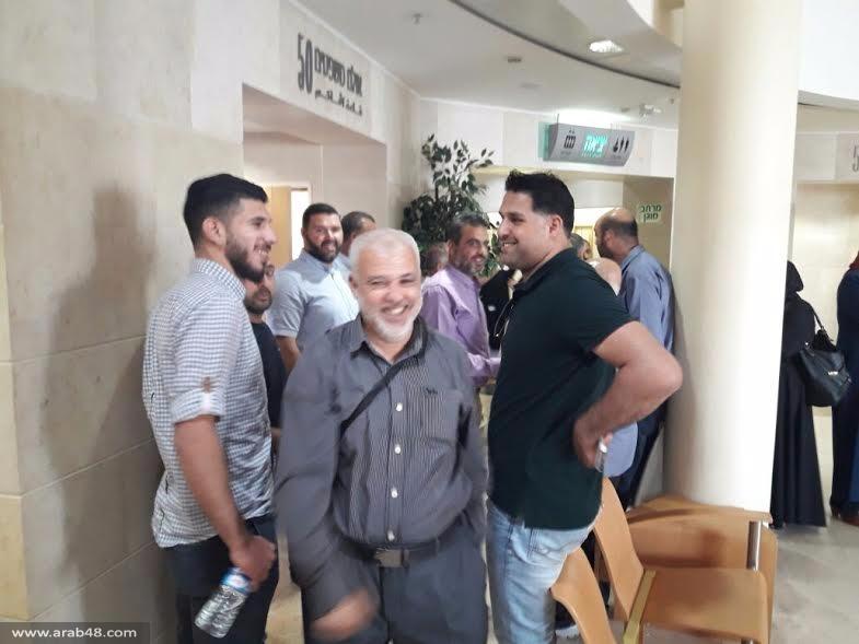 تمديد اعتقال فراس عمري حتى الثامن من الشهر المقبل