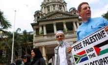 جنوب أفريقيا: برلمانيون وناشطون يضربون عن الطعام تضامنًا مع الأسرى