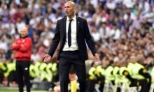 زيدان يتحدث عن الضغط على ريال مدريد