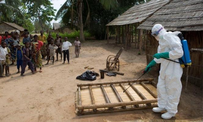 ظهور ثاني إصابة بالإيبولا في الكونجو والاشتباه بإصابة 17