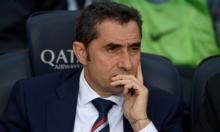 برشلونة ينفي الاتفاق مع فالفيردي لخلافة إنريكي