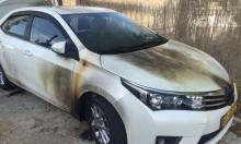 جلجولية: إضرام النار بسيارة مديرة المدرسة الثانوية