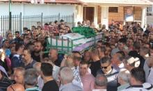 دير الأسد: جماهير غفيرة تشيع ضحية حادث إيطاليا
