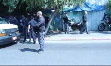 """يافا: الشرطة تداهم """"بيارة أبو سيف"""" بعد قطع التيار الكهربائي"""