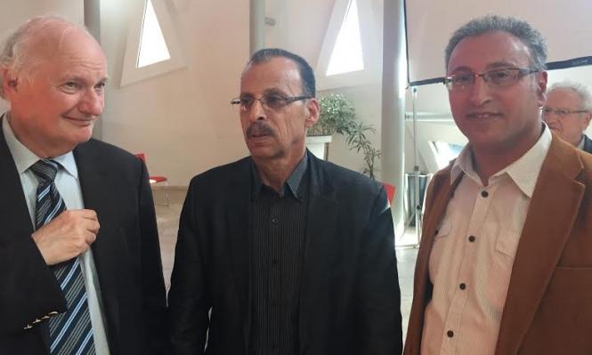 جامعة أمسترادم تمنع محاضرة لعبد الفتاح بضغط اللوبي الصهيوني