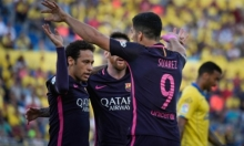 برشلونة يعول على 4 لاعبين لخطف لقب الليغا
