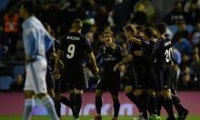ريال مدريد يسحق سيلتا فيغو ويقترب من لقب الدوري