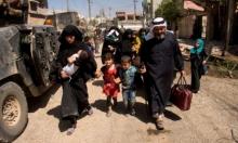 توقعات بنزوح 200 ألف شخص من الموصل