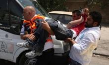 الاحتلال يعتقل فلسطينيين بأعقاب جريمة المستوطن بحوارة