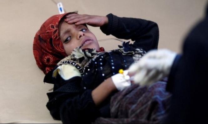 18 محافظة يمنية من أصل 22 تعاني الكوليرا