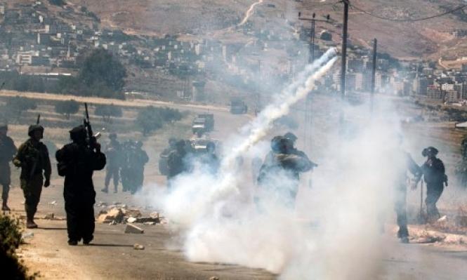 الاحتلال يعزز قواته في الضفة خشية التصعيد