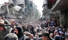 95 بالمئة من لاجئي فلسطين بسورية لا يتوفر لهم الغذاء