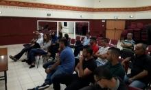إضراب مفتوح الأحد في إعدادية دبورية
