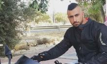 مصرع محمد زعبي بحادث ذاتي قرب الناعورة