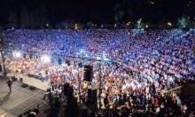 كاريراس الإسباني في افتتاح مهرجانات زحلة الدولية بلبنان