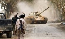 ليبيا: ارتفاع عدد قتلى الهجوم على قاعدة جوية إلى 141