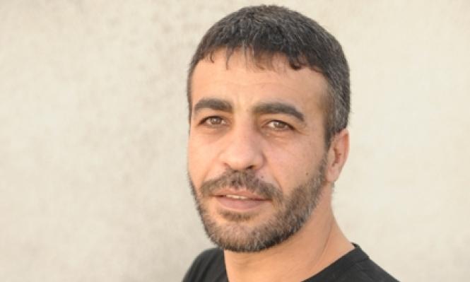 الأسير أبو حميد يؤكد مواصلة الإضراب حتى النصر أو الشهادة