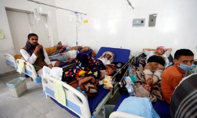منظمة الصحة العالمية: اليمن قد يشهد 300 ألف إصابة بالكوليرا خلال 6 أشهر